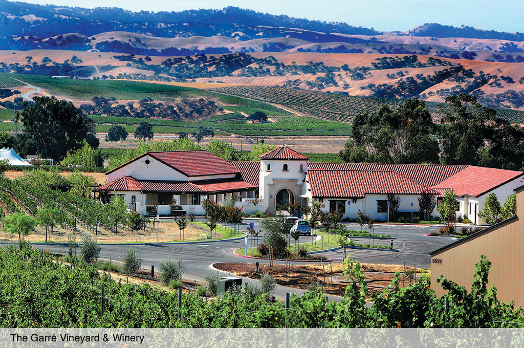 The Garré Vineyard & Winery