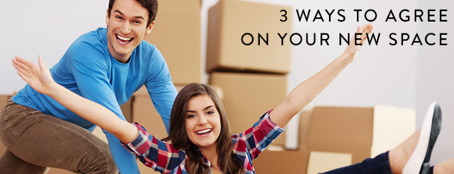 3 Ways to Compromise When Living Together